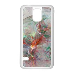 Shroud Clot Light  Samsung Galaxy S5 Case (white) by amphoto
