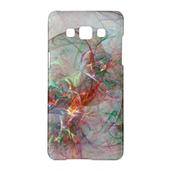 Shroud Clot Light  Samsung Galaxy A5 Hardshell Case  by amphoto