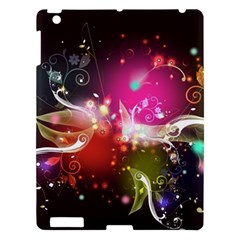 Plant Patterns Colorful  Apple Ipad 3/4 Hardshell Case by amphoto