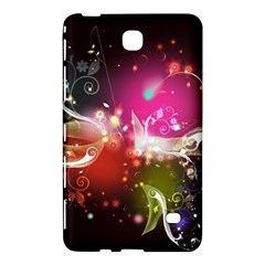 Plant Patterns Colorful  Samsung Galaxy Tab 4 (8 ) Hardshell Case  by amphoto