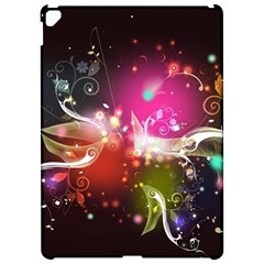 Plant Patterns Colorful  Apple Ipad Pro 12 9   Hardshell Case by amphoto