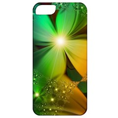 Flowers Petals Colorful  Apple Iphone 5 Classic Hardshell Case by amphoto