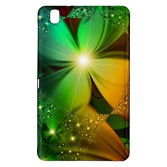 Flowers Petals Colorful  Samsung Galaxy Tab Pro 8 4 Hardshell Case by amphoto