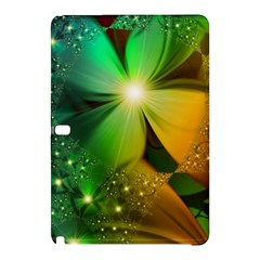 Flowers Petals Colorful  Samsung Galaxy Tab Pro 12 2 Hardshell Case by amphoto