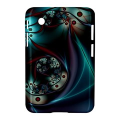 Rotation Patterns Lines  Samsung Galaxy Tab 2 (7 ) P3100 Hardshell Case  by amphoto