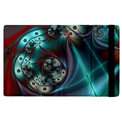 Rotation Patterns Lines  Apple Ipad Pro 12 9   Flip Case by amphoto