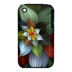 Flower Background Colorful Iphone 3s/3gs by amphoto