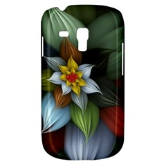 Flower Background Colorful Galaxy S3 Mini by amphoto
