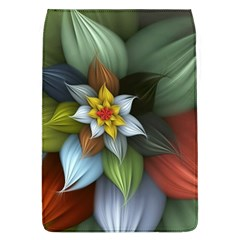 Flower Background Colorful Flap Covers (l)  by amphoto