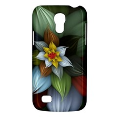 Flower Background Colorful Galaxy S4 Mini by amphoto