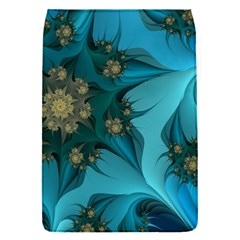Fractal Flower White Flap Covers (s)  by amphoto