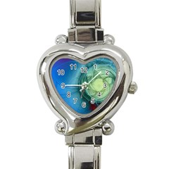 Connection Ball Light  Heart Italian Charm Watch by amphoto
