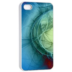 Connection Ball Light  Apple Iphone 4/4s Seamless Case (white) by amphoto