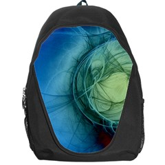 Connection Ball Light  Backpack Bag by amphoto