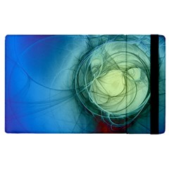 Connection Ball Light  Apple Ipad Pro 9 7   Flip Case by amphoto