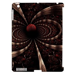 Circles Spheres Lines  Apple Ipad 3/4 Hardshell Case (compatible With Smart Cover) by amphoto