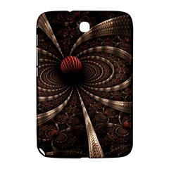 Circles Spheres Lines  Samsung Galaxy Note 8 0 N5100 Hardshell Case