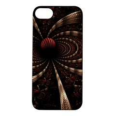Circles Spheres Lines  Apple Iphone 5s/ Se Hardshell Case by amphoto