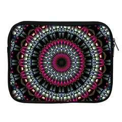 Circles Background Lines  Apple Ipad 2/3/4 Zipper Cases by amphoto