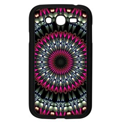 Circles Background Lines  Samsung Galaxy Grand Duos I9082 Case (black) by amphoto