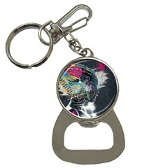 Face Paint Explosion 3840x2400 Bottle Opener Key Chains by amphoto