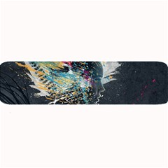 Face Paint Explosion 3840x2400 Large Bar Mats by amphoto