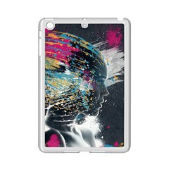 Face Paint Explosion 3840x2400 Ipad Mini 2 Enamel Coated Cases by amphoto