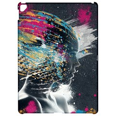 Face Paint Explosion 3840x2400 Apple Ipad Pro 12 9   Hardshell Case