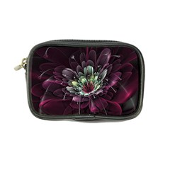 Flower Burst Background  Coin Purse by amphoto