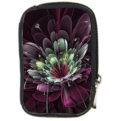 Flower Burst Background  Compact Camera Cases