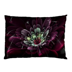 Flower Burst Background  Pillow Case (Two Sides)