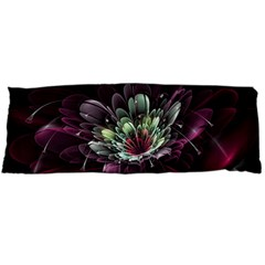 Flower Burst Background  Body Pillow Case Dakimakura (two Sides) by amphoto