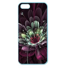 Flower Burst Background  Apple Seamless iPhone 5 Case (Color)