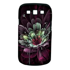 Flower Burst Background  Samsung Galaxy S III Classic Hardshell Case (PC+Silicone)