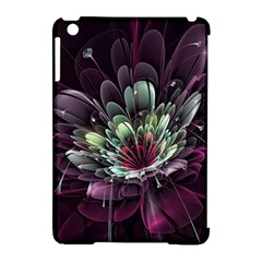 Flower Burst Background  Apple iPad Mini Hardshell Case (Compatible with Smart Cover)
