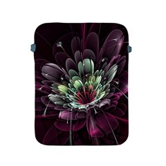Flower Burst Background  Apple iPad 2/3/4 Protective Soft Cases