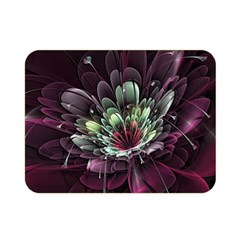 Flower Burst Background  Double Sided Flano Blanket (mini)  by amphoto