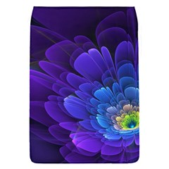 Purple Flower Fractal  Flap Covers (s)  by amphoto