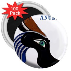 Anubis Sf App 3  Magnets (100 Pack) by AnarKissed