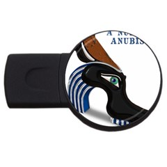 Anubis Sf App Usb Flash Drive Round (4 Gb) by AnarKissed