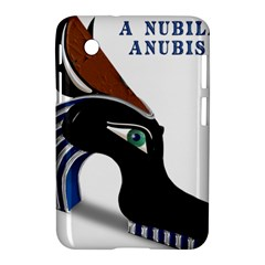 Anubis Sf App Samsung Galaxy Tab 2 (7 ) P3100 Hardshell Case  by AnarKissed