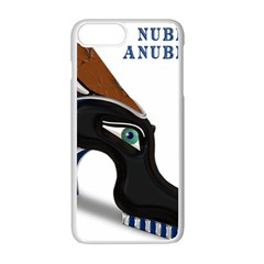 Anubis Sf App Apple Iphone 7 Plus White Seamless Case by AnarKissed