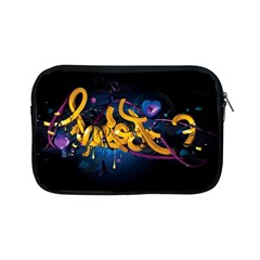 Sign Paint Bright  Apple Ipad Mini Zipper Cases by amphoto
