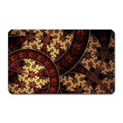 Patterns Line Pattern  Magnet (rectangular) by amphoto