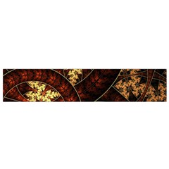 Patterns Line Pattern  Flano Scarf (small)  by amphoto