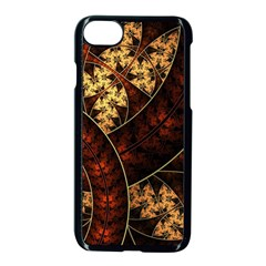 Patterns Line Pattern  Apple Iphone 7 Seamless Case (black)