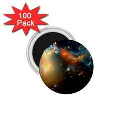 Explosion Sky Spots  1 75  Magnets (100 Pack)  by amphoto