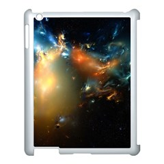 Explosion Sky Spots  Apple Ipad 3/4 Case (white) by amphoto