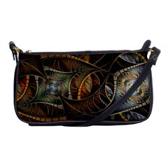 Mosaics Stained Glass Colorful  Shoulder Clutch Bags by amphoto