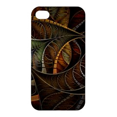 Mosaics Stained Glass Colorful  Apple Iphone 4/4s Hardshell Case by amphoto
